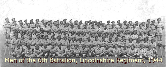1944 Lincolnshires