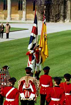 Colour Cermony, UK
